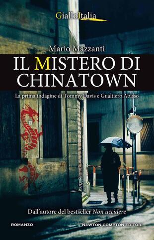 copertina Il mistero di Chinatown
