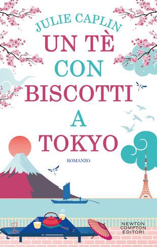 copertina Un tè con biscotti a Tokyo
