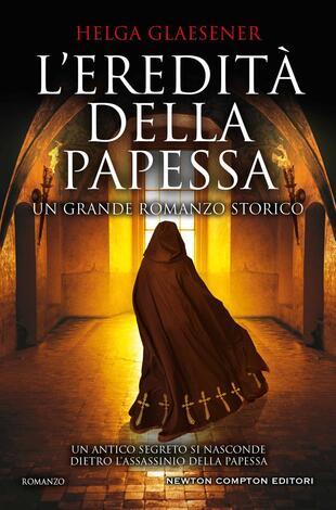 copertina L'eredità della papessa