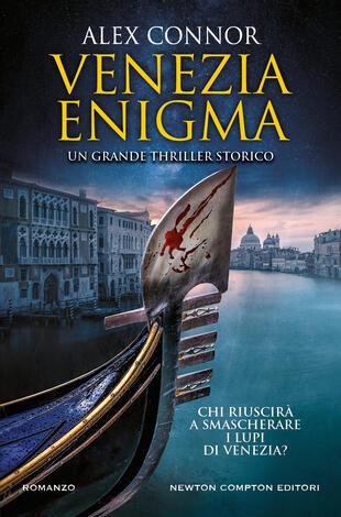 copertina Venezia enigma