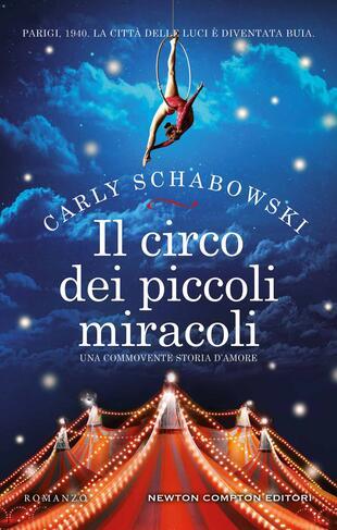 copertina Il circo dei piccoli miracoli