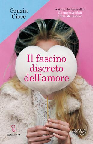 copertina Il fascino discreto dell'amore