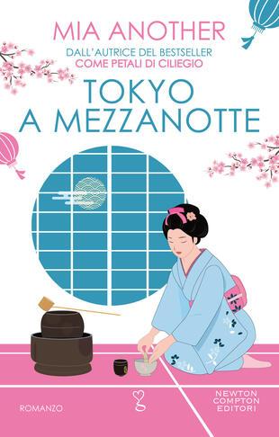copertina Tokyo a mezzanotte