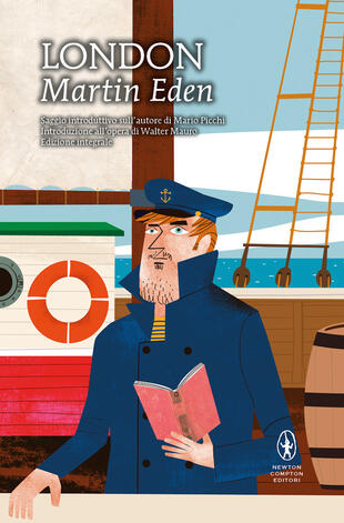 copertina Martin Eden