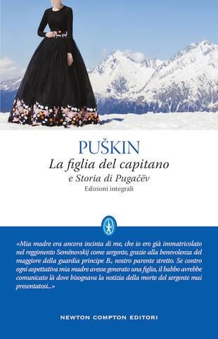copertina La figlia del capitano-Storia di Pugacëv