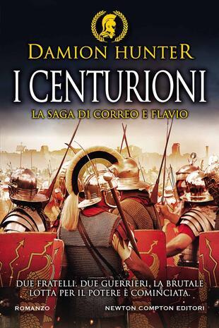 copertina I Centurioni
