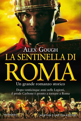 copertina La sentinella di Roma