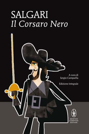 copertina Il Corsaro Nero