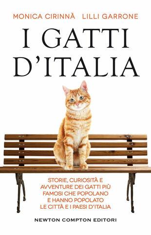 copertina I gatti d'Italia