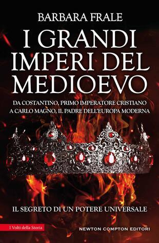 copertina I grandi imperi del Medioevo