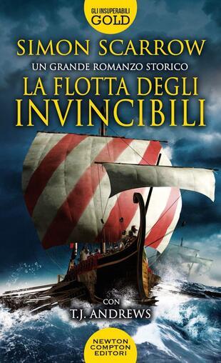 copertina La flotta degli invincibili