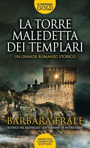 copertina La torre maledetta dei Templari