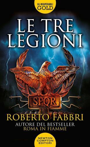 copertina Le tre legioni