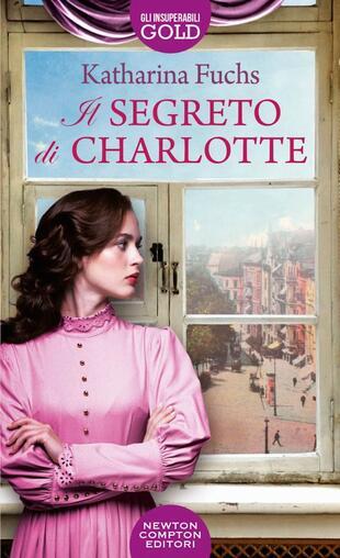 copertina Il segreto di Charlotte