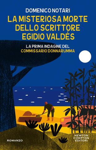 copertina La misteriosa morte dello scrittore Egidio Valdès