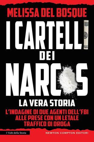 copertina I cartelli dei narcos