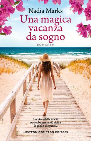 copertina Una magica vacanza da sogno