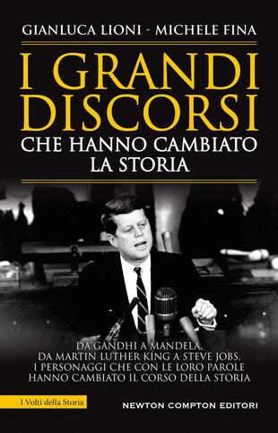 copertina I grandi discorsi che hanno cambiato la Storia