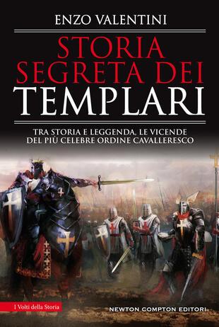 copertina Storia segreta dei templari