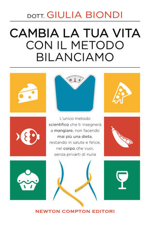 copertina Cambia la tua vita con il metodo Bilanciamo