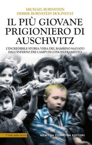 copertina Il più giovane prigioniero di Auschwitz