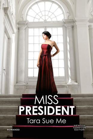 copertina Miss President