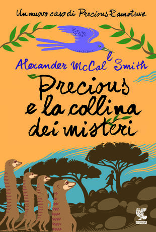 copertina Precious e la collina dei misteri