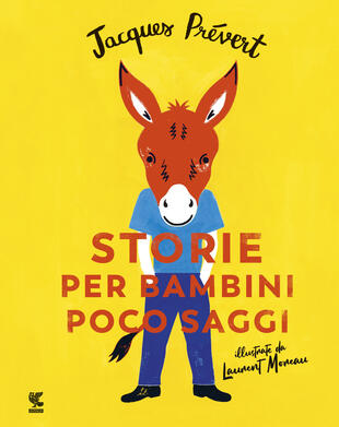 copertina Storie per bambini poco saggi