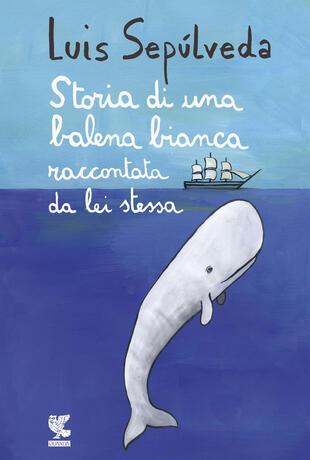 copertina Storia di una balena bianca raccontata da lei stessa