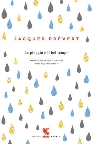 copertina La pioggia e il bel tempo
