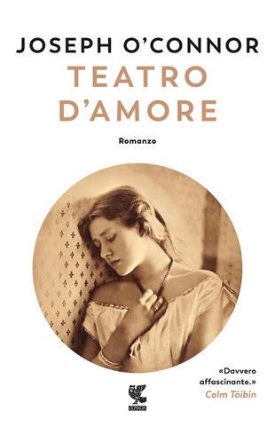 copertina Teatro d'amore
