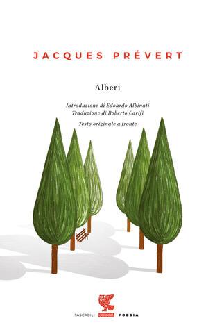 copertina ALBERI