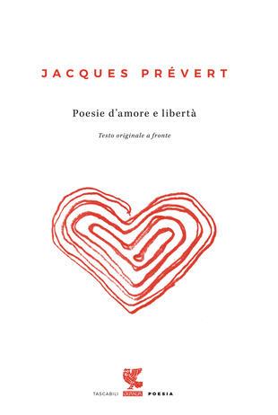 copertina Poesie d'amore e libertà