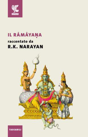 copertina Il Ramayana