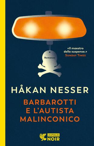 copertina Barbarotti e l'autista malinconico