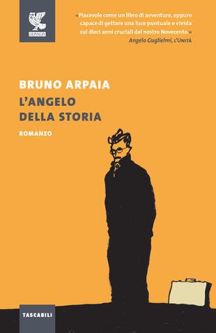 copertina L'ANGELO DELLA STORIA
