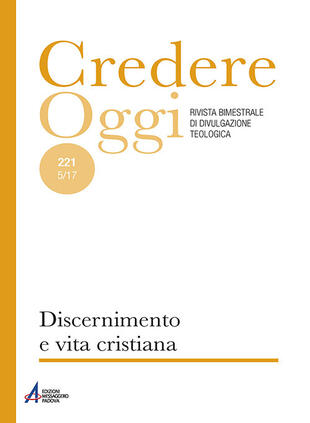 copertina Credereoggi