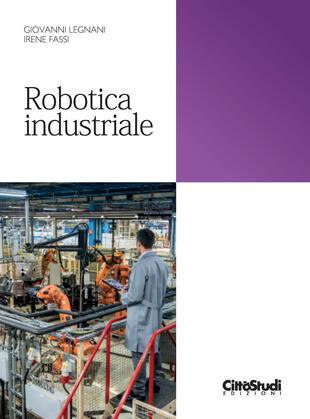copertina Robotica industriale