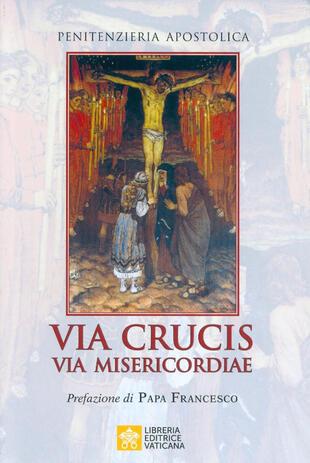 copertina Via crucis via misericordiae
