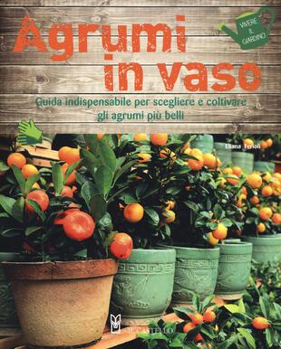 copertina Agrumi in vaso. Guida indispensabile per scegliere e coltivare gli agrumi più belli. Ediz. a colori