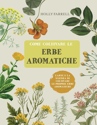 copertina Come coltivare le erbe aromatiche