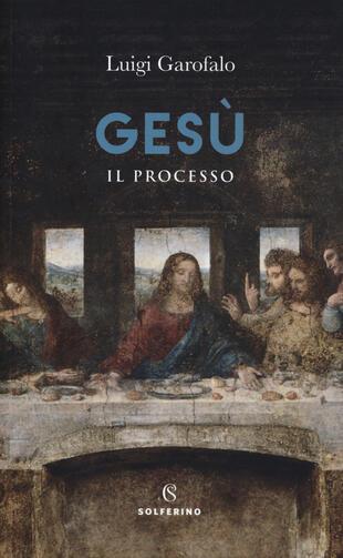 copertina Gesù. Il processo