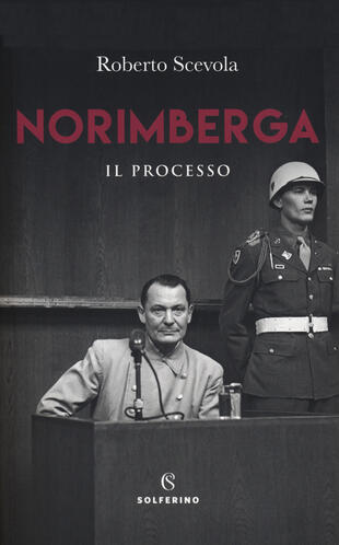 copertina Norimberga. Il processo