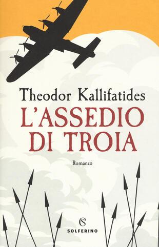 copertina L'assedio di Troia