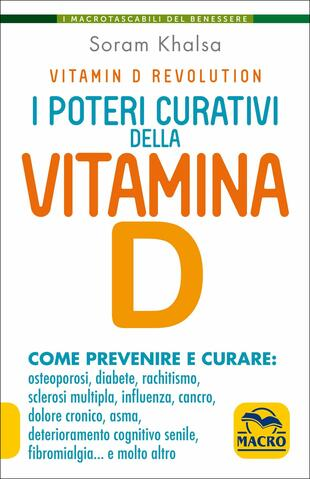copertina I poteri curativi della vitamina D. Vitamin D revolution