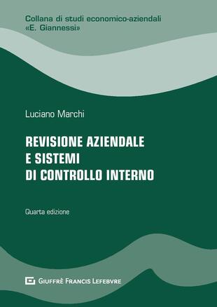 copertina Revisione aziendale e sistemi di controllo interno