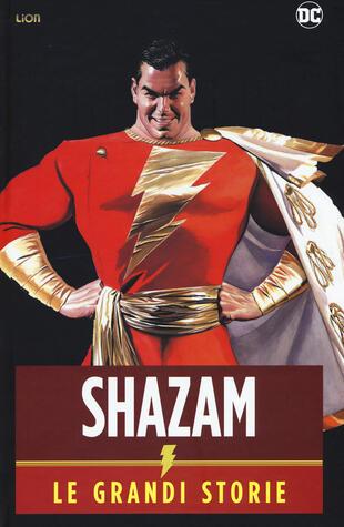 copertina Shazam! Le grandi storie