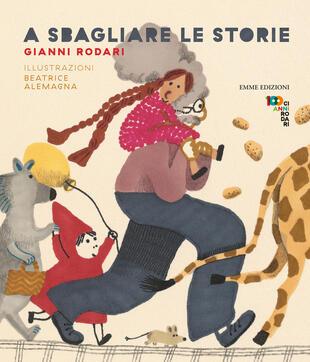 copertina A sbagliare le storie