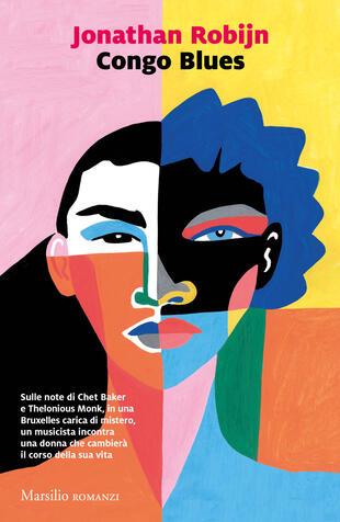 copertina Congo blues