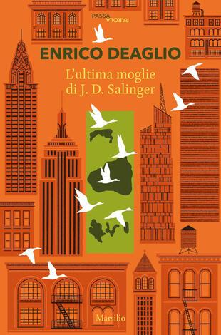 copertina L'ultima moglie di J. D. Salinger